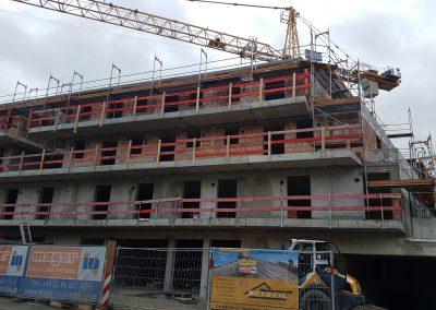 Neubau Mehrfamilienhaus Traunstein
