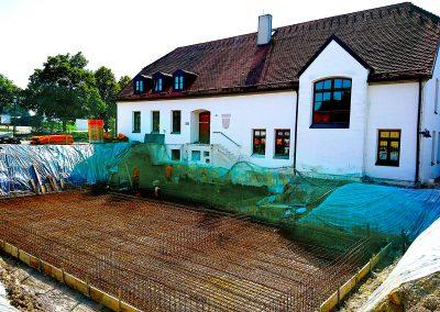 Erweiterung des Rathauses Tuntenhausen