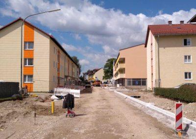 Ausbau der Fridtjof-Nansen-Straße