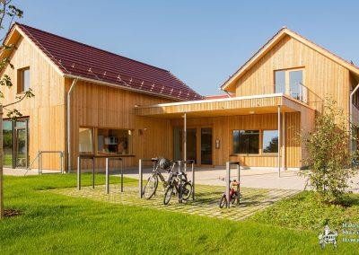 Neubau Kindergarten und Kinderkrippe Riedering